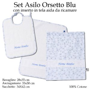 Set-asilo-Orsetto-Blu-602A