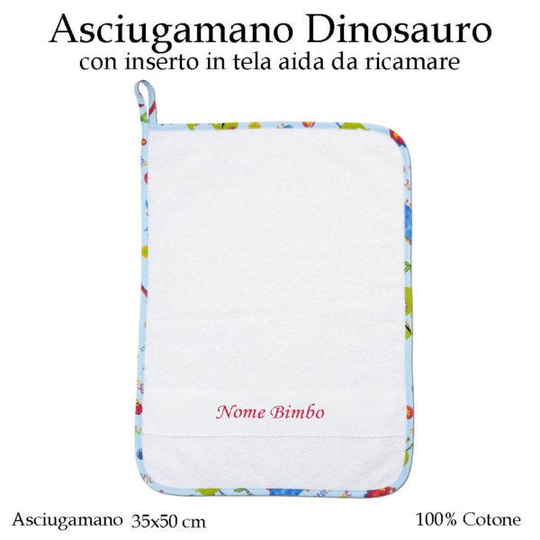 Asciugamano-asilo-nido-dinosauro-579