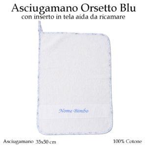 Asciugamano-asilo-nido-orsetto-blu-602A
