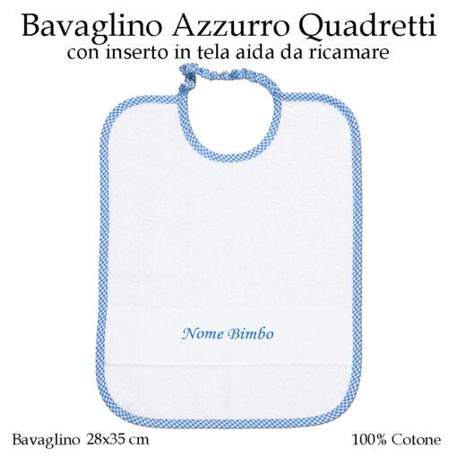 Bavaglino-asilo-nido-Azzurro-quadretti-AS02-09