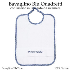 Bavaglino-asilo-nido-blu-quadretti-AS02-07