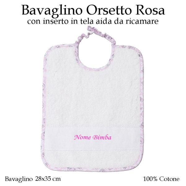 Bavaglino-asilo-nido-orsetto-rosa-601