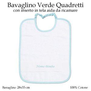 Bavaglino-asilo-nido-verde-quadretti-AS02-03