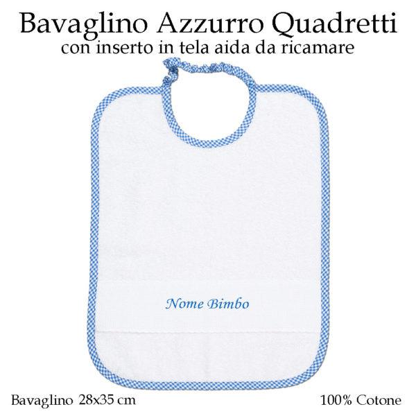 Bavaglino-con-elastico-asilo-nido-Azzurro-quadretti-AS02-09