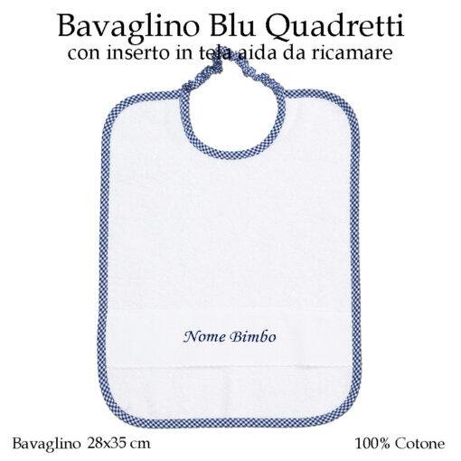Bavaglino-da-ricamare-asilo-nido-blu-quadretti-AS02-07