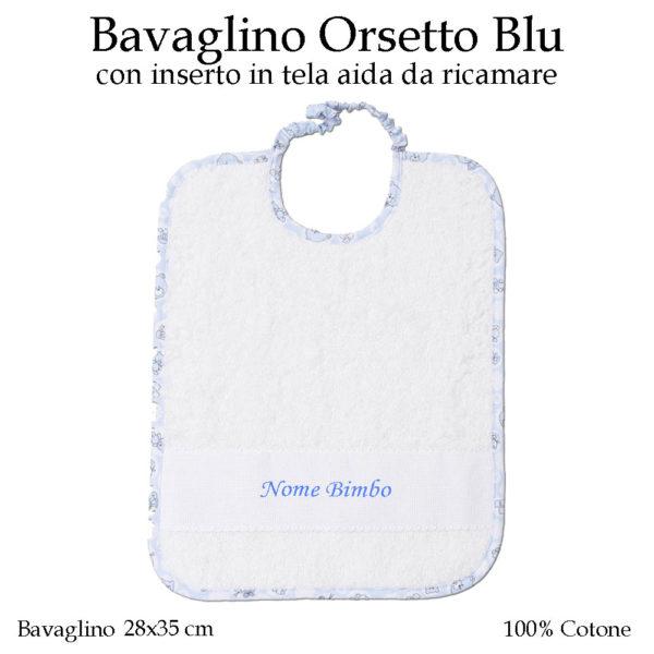 Bavaglino-da-ricamare-asilo-nido-orsetto-blu-602A