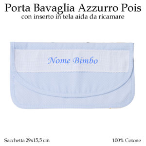 Porta-bavaglia-asilo-nido-azzurro-pois-605