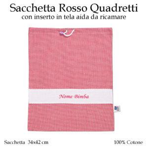 Sacchetta-asilo-nido-rosso-quadretti-AS02-01