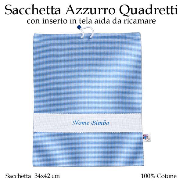Set-asilo-Azzurro-Quadretti-AS02-09-componente-sacchetta