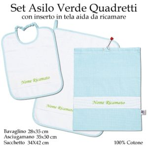 Set-asilo-Verde-Quadretti-AS02-03
