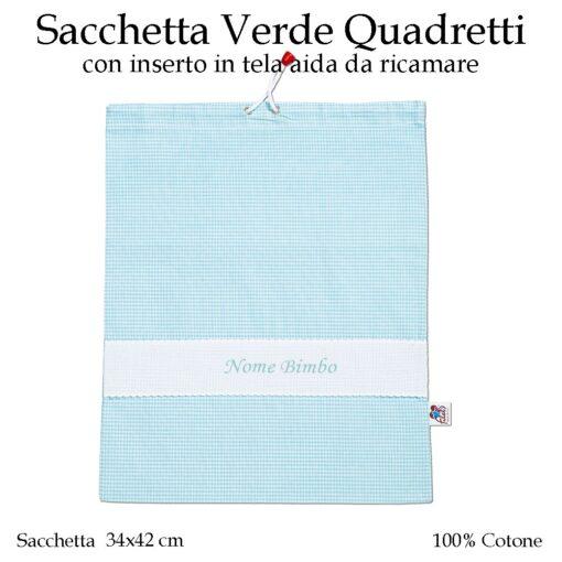 Set-asilo-Verde-Quadretti-AS02-03-componente-sacchetta
