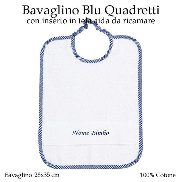 Set-asilo-blu-quadretti-AS02-07-componente-bavaglino