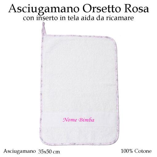 Set-asilo-orsetto-rosa-601A-componente-asciugamano