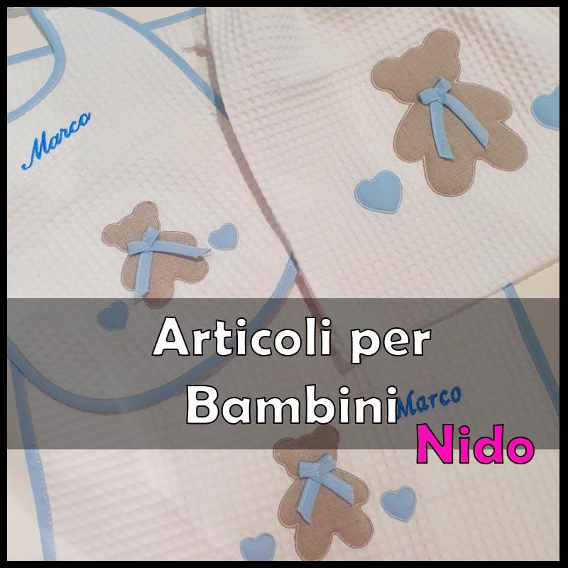 articoli per bambini Milano negozio online