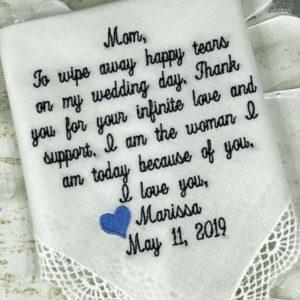 fazzoletto-mamma-sposa-personalizzato-ricamo