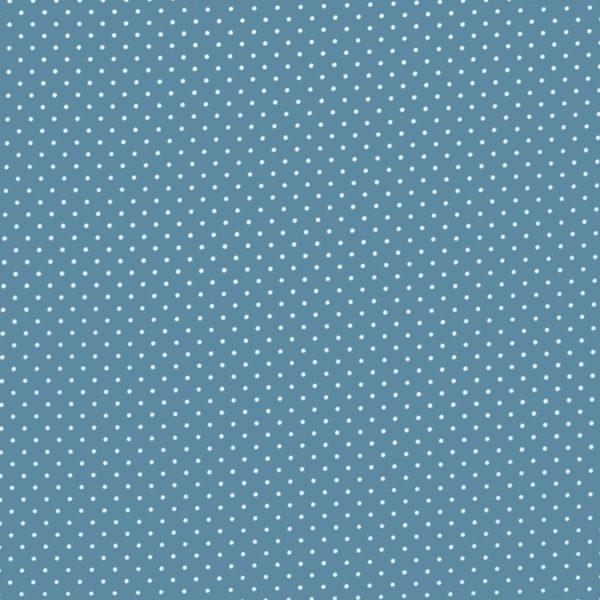 Mascherina-bambini-tessuto-lavabile-azzurro-pois