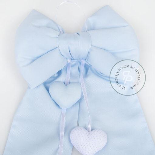 fiocco-nascita-azzurro-cuoricini-dettaglio