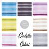 Asciugamano con iniziali cartella colori disponibili online
